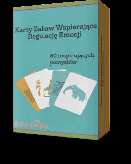 PDF  80 Kart Zabaw Wspierających Regulację Emocji