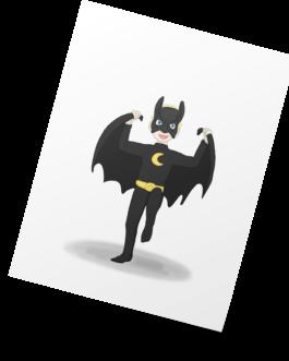 Superbohaterskie Karty Zabaw wspierające regulację emocji