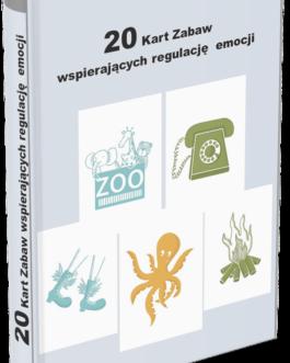 PDF 20 Kart Zabaw Wspierających Regulację Emocji