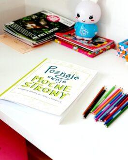 Poznaję swoje mocne strony! Kreatywny Dziennik dla dzieci i młodzieży