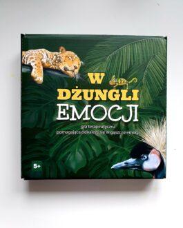 W dżungli emocji. Gra terapeutyczna pomagająca odnaleźć się w gąszczu emocji